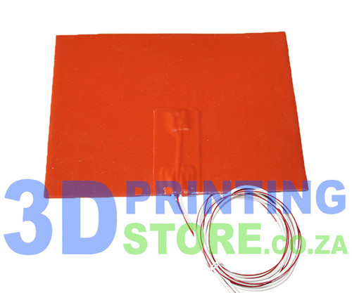 Silicone Heated Bed 200x300mm, 220V