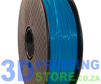 Wanhao PLA FIlament, 1Kg, 1.75mm, Peacock Blue