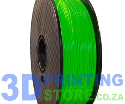 Wanhao PLA Filament, 1Kg, 1.75mm, Light Green