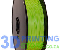 Wanhao PLA Filament, 1Kg, 1.75mm, Peak Green