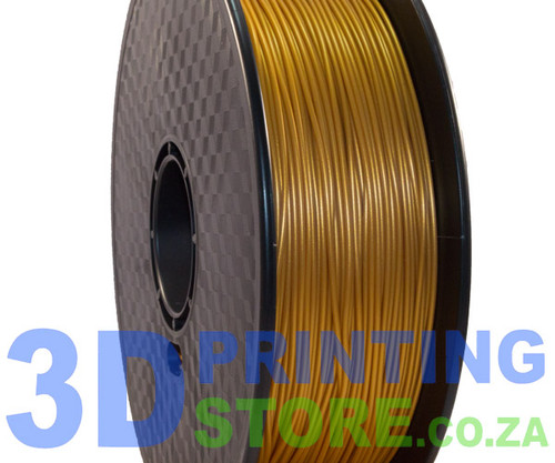 Wanhao PLA Filament, 1Kg, 1.75mm, Gold