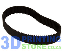 Closed loop HTD-3M Belt, 15mm wide, 300mm long
