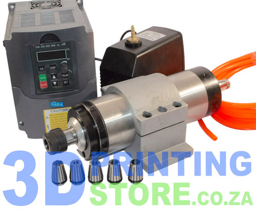Spindle Kit, 2.2KW, Water Cooled