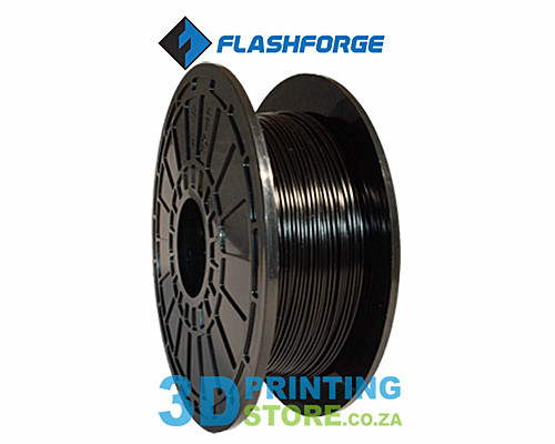 FlashForge PLA Filament, 0.5Kg, 1.75mm, Black