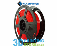 FlashForge PLA Filament, 0.5Kg, 1.75mm, Red