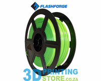 FlashForge PLA Filament, 0.5Kg, 1.75mm, Green
