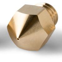 MK10 Brass Nozzle, 0.4mm Nozzle