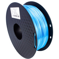 CRON Silk Filament, 1kg, 1.75mm, Sky Blue