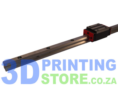 Linear Rail, HGR20 x 1000mm with HGH20CA Block