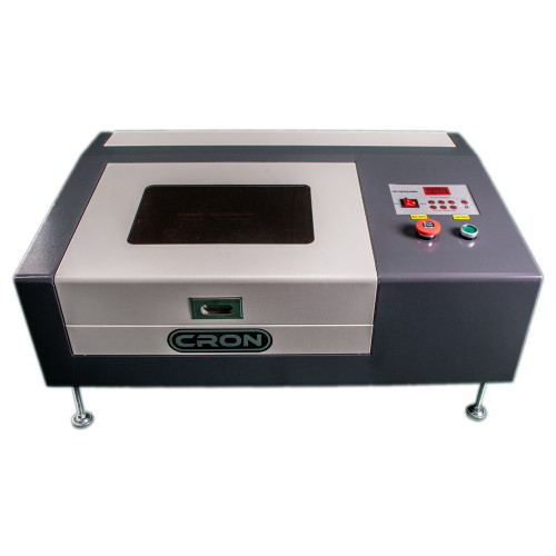 Cron CO2 Laser Cutter, 3020, 40W Laser, M2 Controller