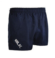 BLK TEK Junior Rugby Shorts - Navy