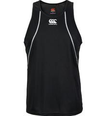 Canterbury Classic Dry Singlet - Black