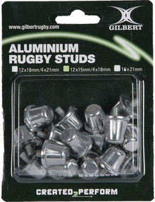 Aluminium Studs (Blister Packed) - Contains 12x15 mm and 4x18mm or 16x21mm studs or 12x18 mm and 4x21mm.