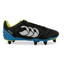 Canterbury Stampede Elite 8 Stud Rugby Boots - Black