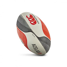 Acelar Mini Rugby Ball - Flag Red