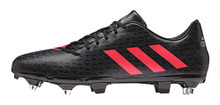 Adidas Malice SG Rugby Boots - Black