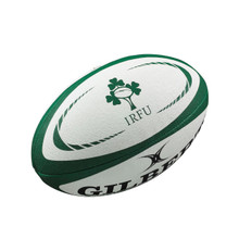 Gilbert Ireland Rugby Union Replica Rugby Ball