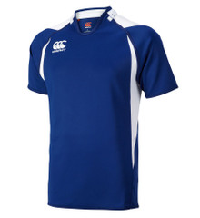Canterbury Challenge Rugby Jersey - Royal