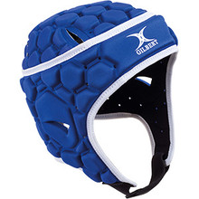 Gilbert Falcon 200 Rugby Headguard - Royal Blue