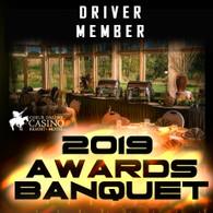 DRIVER MEMBER Banquet Ticket