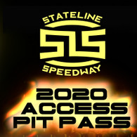 ALL ACCESS PIT PASS