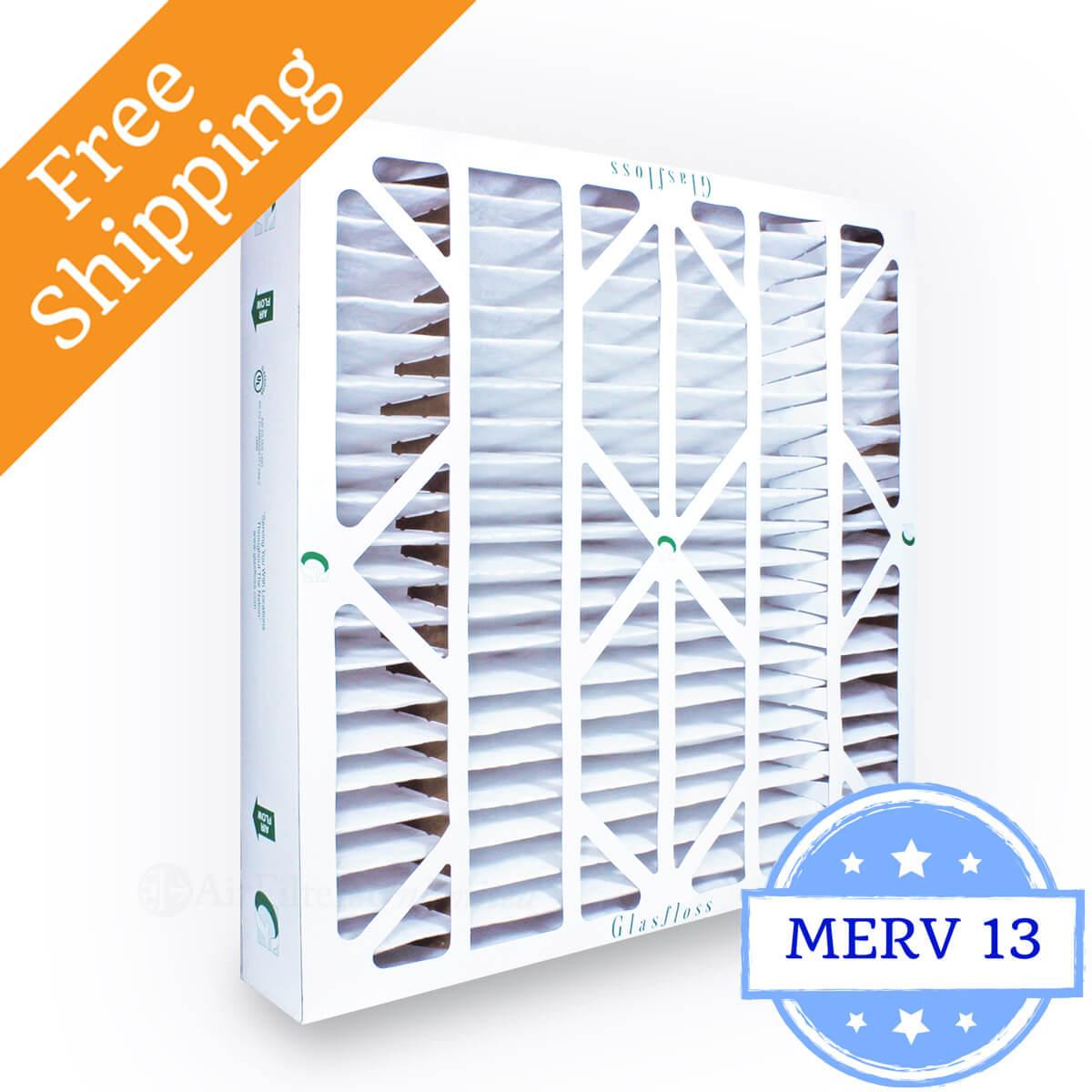 Glasfloss 20x20x4 Air Filter MR-13 Series