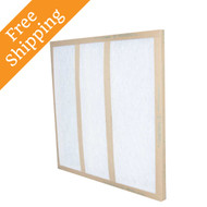 GDS Throw-away Air Filter by Glasfloss