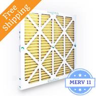 14x14x1 Air Filter MERV 11 Glasfloss Z-Line