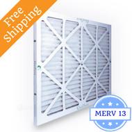 16x24x1 Air Filter MERV 13 Glasfloss Z-Line