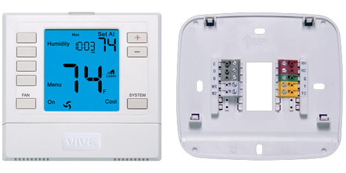 Vive Comfort Tp S 755 Programmable Thermostat Multi Stage