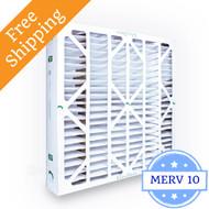 20x20x4 Air Filter HV Series MERV 10 by Glasfloss