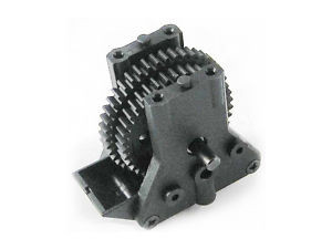 HSP 06034 2 Speed Gear Box Complete Centre Diff 1 10 RC Buggy