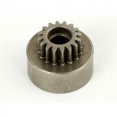 Double Gears for HSP 94122 Nitro 1//10 Car Drift Vehicle RC Clutch Bell,02023 Metal Clutch Bell