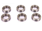 HSP RC CAR PARTS 02138 Ball Bearing set 15x10x4 6pcs for all 1:10 cars/ trucks