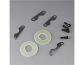 HSP RC CAR PARTS 02044 Brake Disc and Pad Set for 1/10 RC Cars