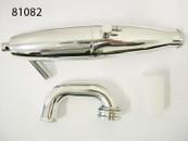 Exhaust Complete (81082) 1/8 HSP Bazooka Tornado