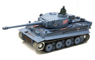 Heng Long 1/16 Metal Version GERMAN TIGER I 27mhz RC TANK RTR