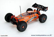 DHK 8383 Optimus 1:8 Brushless RC buggy-4WD RTR