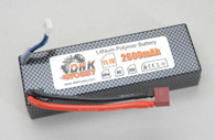 DHK RC CAR PARTS Lipo battery   P117  Lipo battery(11.1v 2600mAh 20C)
