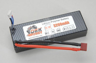 DHK RC CAR PARTS Lipo battery  H106 Lipo battery (11.1V 3200mAh 20C)