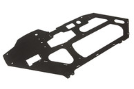 KDS Agile 7.2 CF right side plate (r/h side main frame) KA-72-033 RC Helicopter Parts