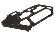 KDS Agile 7.2 CF left side plate (l/h side main frame) KA-72-034 RC Helicopter Parts