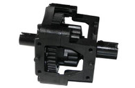 DHK RC CAR PARTS 8381-200 Central Diff Gearbox (Complete)