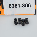 DHK RC CAR PARTS 8381-306 M3 nylon nut (8pcs)