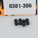 DHK RC CAR PARTS 8381-306 M3 nylon nut (8pcs)