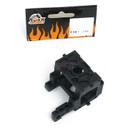 DHK RC CAR PARTS 8381-206 Center diff gear box/center diff gear box plate