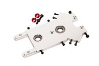 KDS Agile KA-55-010 Main Shaft Middle Bearing Mount (Main Top Plate) for  Agile 5.5 Helicopter