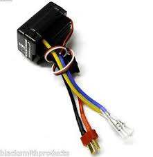 RED CAT /BSD B7003W ESC Electronic Speed Controller Brushed RC 7 2v 1/10 20  Turn Waterproof