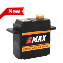 ES09MA (dual-bearing) specific swash servo for 450 helicopters