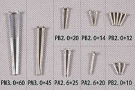 FMS 1400mm P-51D SU130 Screw Set